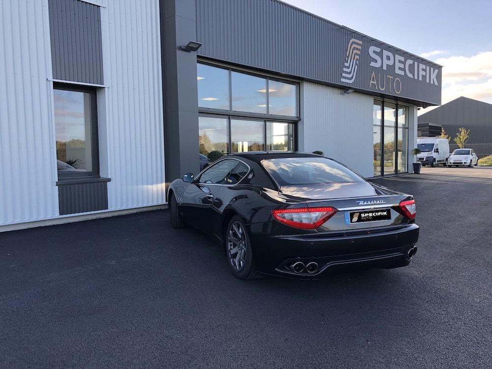 Maserati Granturismo 4,2 405cv