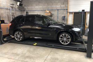 BMW X5 30D M-Sport 258cv