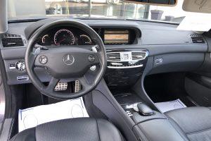 Mercedes CL 63 AMG 525cv