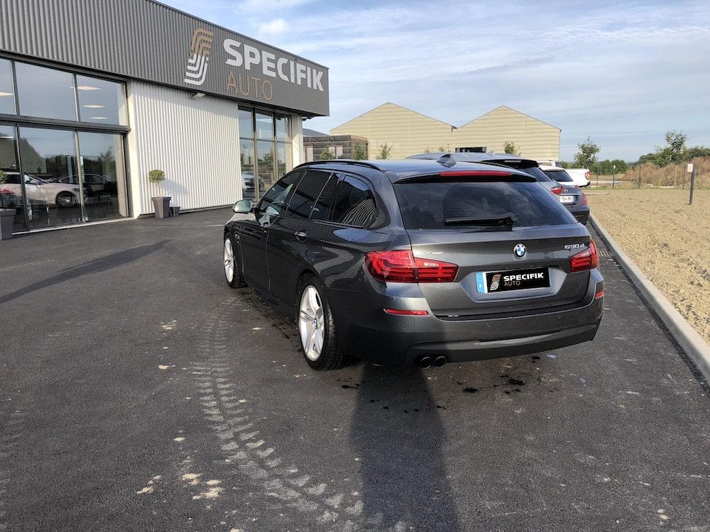 BMW 530DA XDrive 258cv