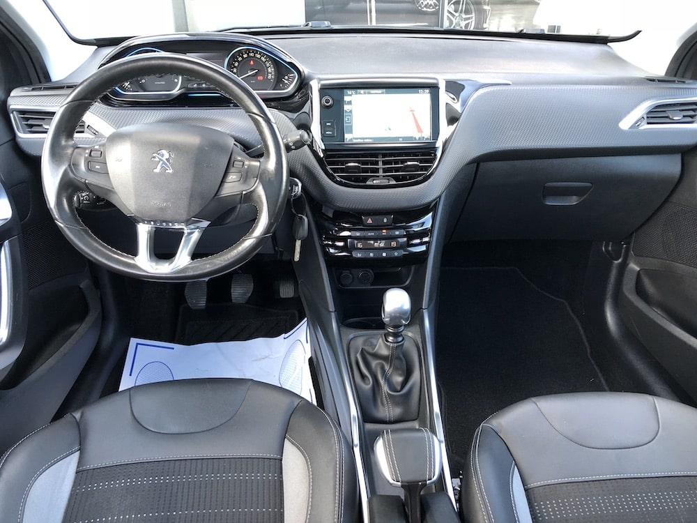 Peugeot 2008 1,6 Blue Hdi 120cv