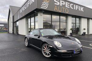 Porsche 911 (997) 3,8 355cv