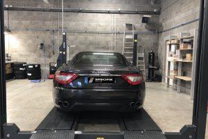 Maserati Granturismo 4,2 V8 405cv