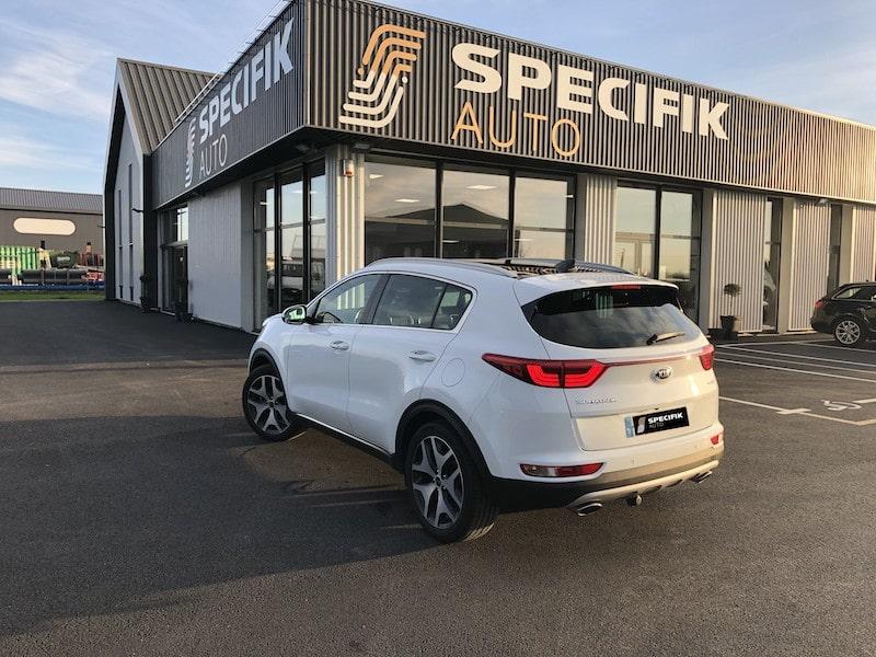 Kia Sportage 2,0 CRDI 136cv