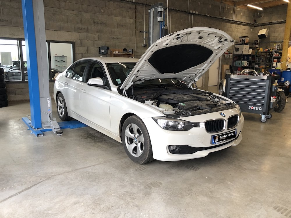 BMW 320D Confort
