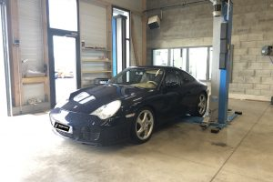 Porsche 911 (996) Carrera 4