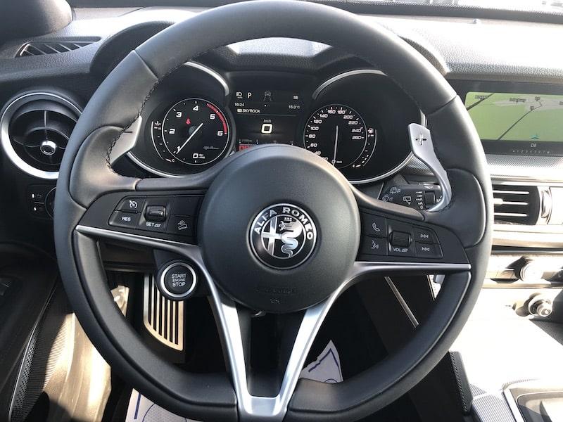 Alfa Roméo Stelvio 2,2 Diesel 210cv