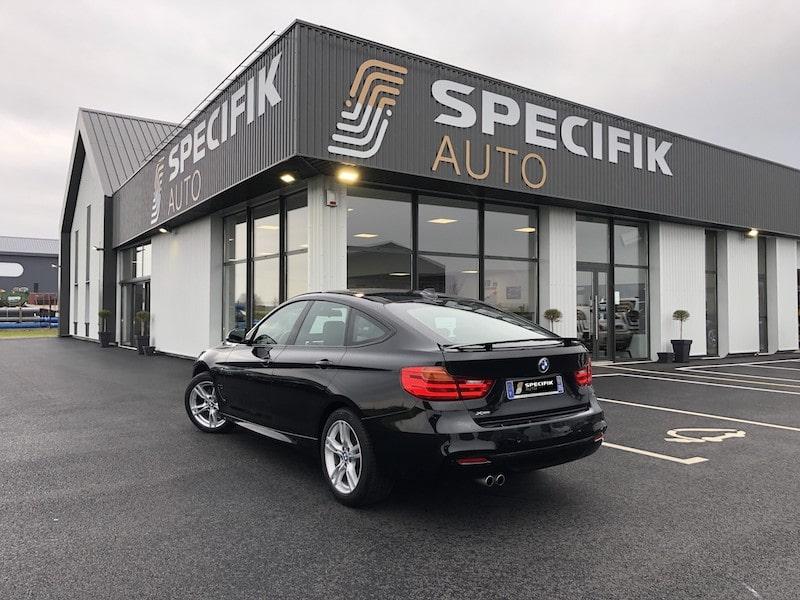 BMW 330DA XDrive Gran Turismo M-Sport 258cv