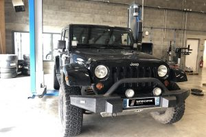 Jeep Wrangler 2,8 CRD 200cv Edition 70th Anniversary