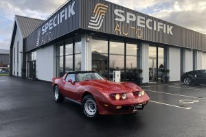 Corvette C3 V8 350ci