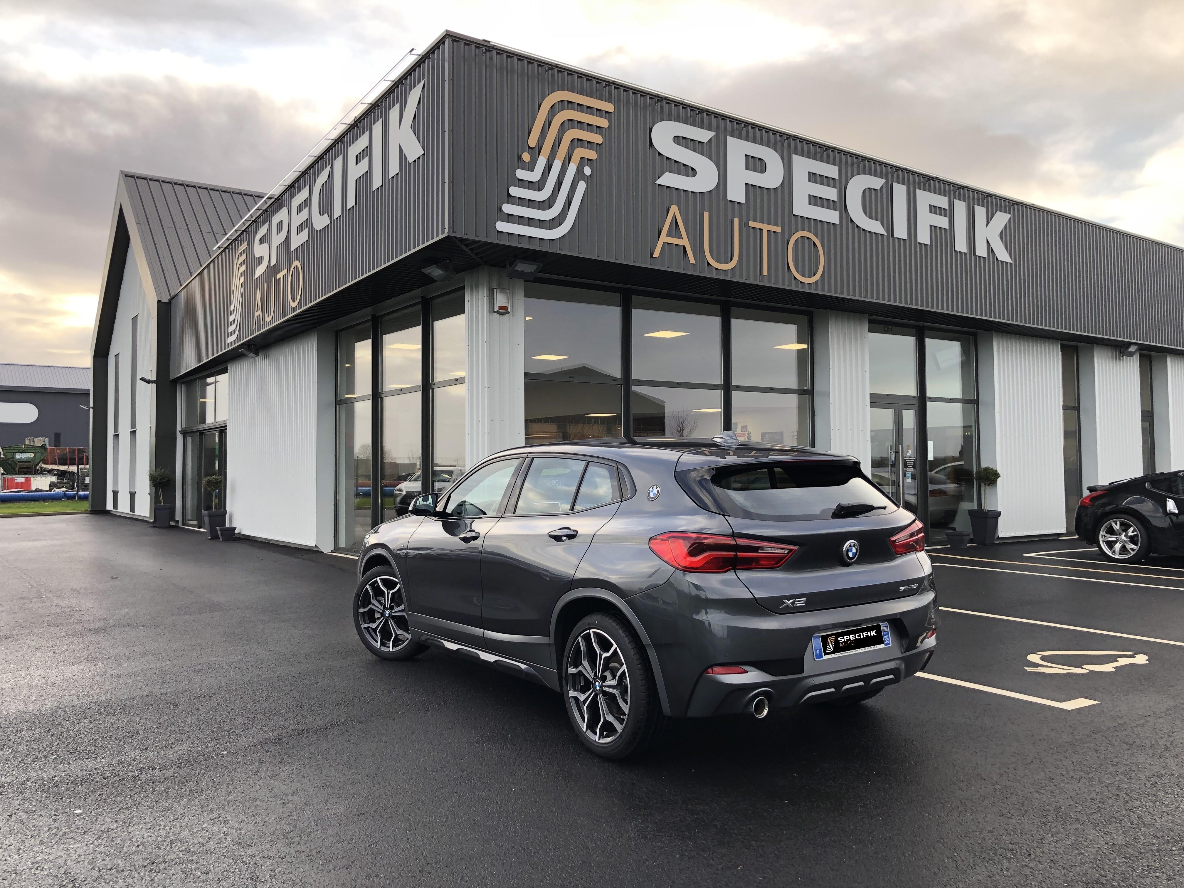 BMW X2 SDrive 18ia M-Sport X DKG-7