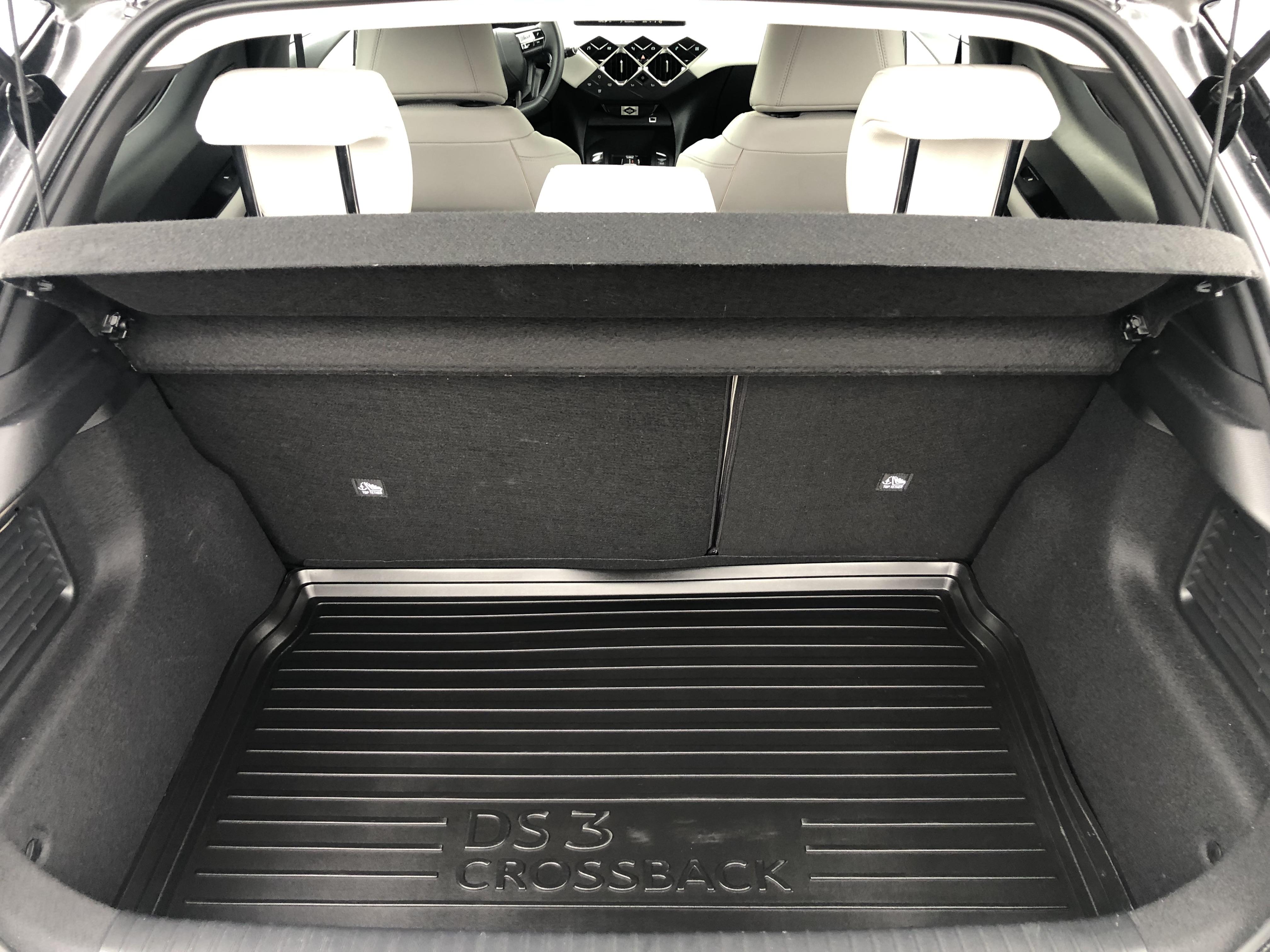 DS3 Crossback 1,2 Puretech 130cv Grand Chic EAT8