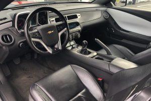 Chevrolet Camaro V8 6,2 432cv 45th Anniversary