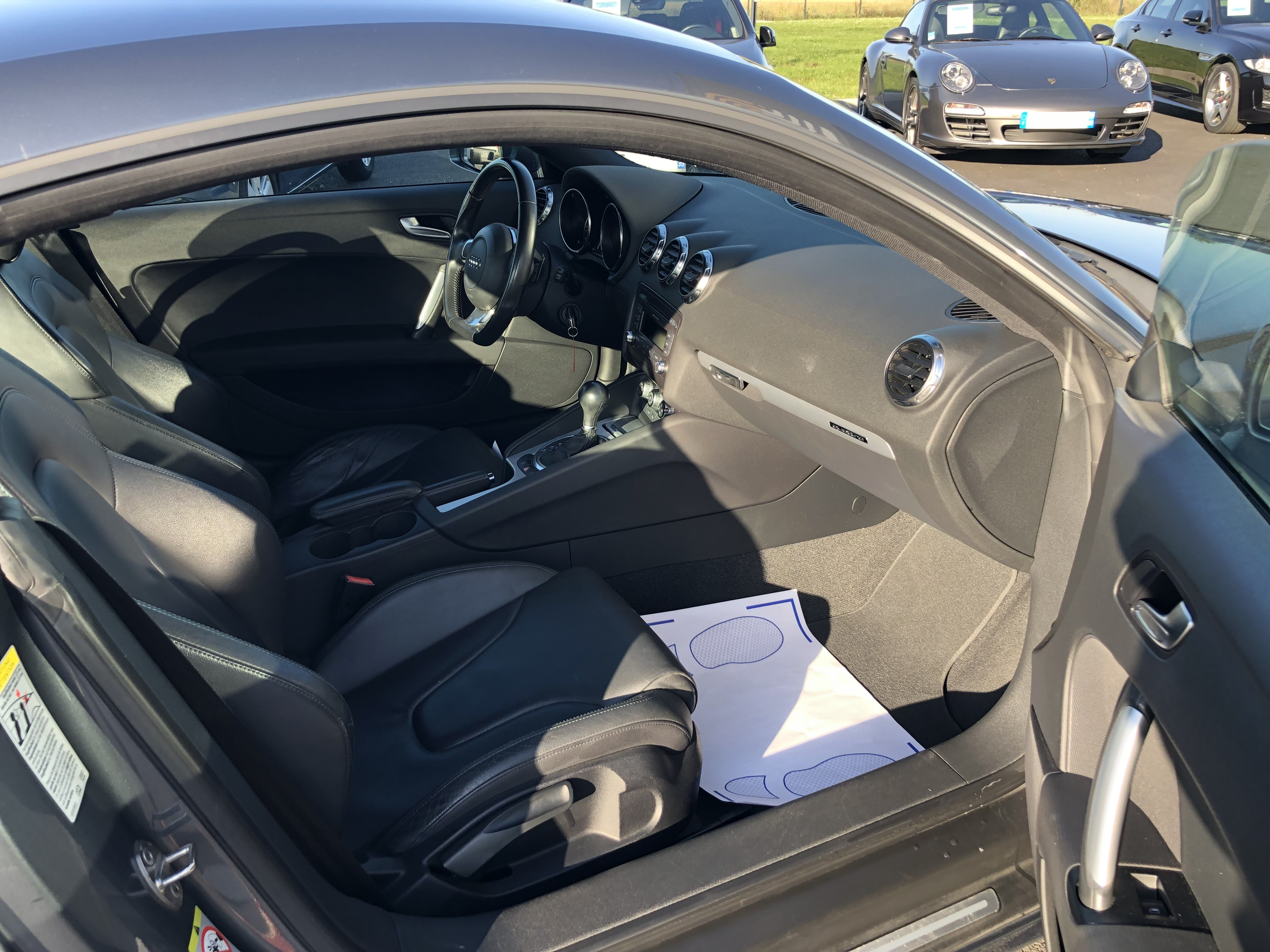 Audi TT 3,2 V6 Quattro S-Tronic 250cv